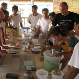 Gaya Ceramic Arts Center: Residency program 2010